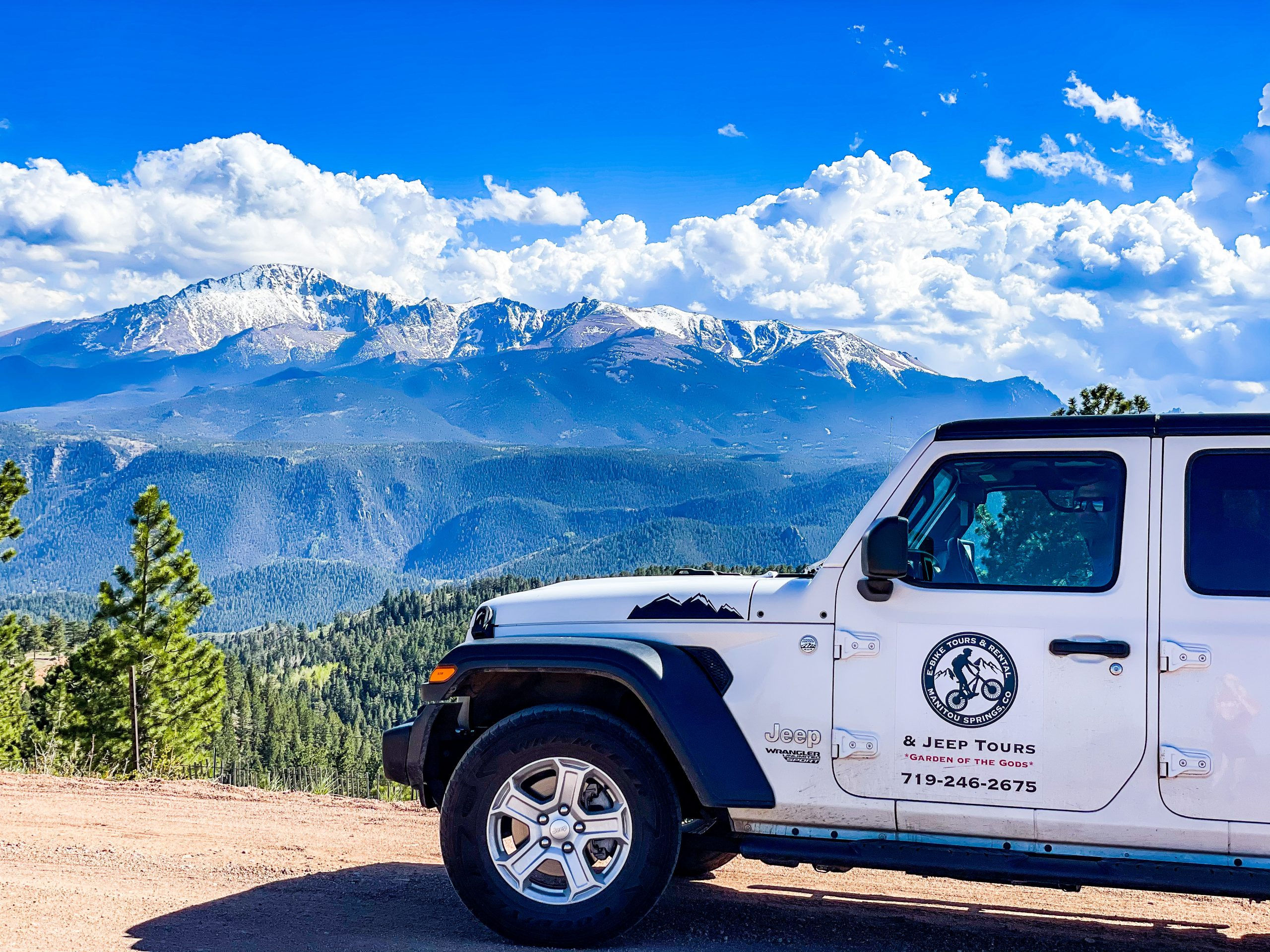 Jeep Tours Manitou Springs